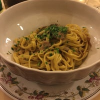 Photo taken at Trattoria Perilli by Conrad F. on 11/14/2015