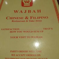 Photo taken at Wajbah Restaurant by Chealsea A. on 1/30/2016