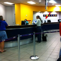 Photo taken at Dollar Rent A Car by Lucas G. on 5/11/2014