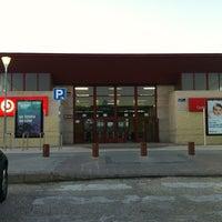 Photo taken at Cercanías El Barrial-Centro Comercial Pozuelo by Lucas G. on 5/23/2013
