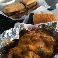 Photo taken at Smokin' Coop BBQ by Adrienne S. on 8/25/2017