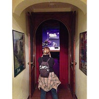 Photo taken at Teatro Giuseppe Manini by Marco A. on 8/28/2014