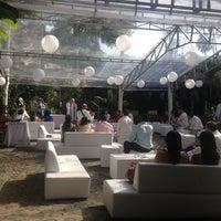 Photo taken at Hacienda Vivero Las Mañanitas by Tati C. on 3/29/2014