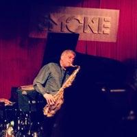 Photo taken at Smoke Jazz & Supper Club by Jeremy T. on 1/6/2013