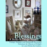 Photo taken at Blessings A Home & Design Store by Blessings A Home & Design Store on 3/16/2014