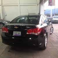 Photo taken at Distribuidor Autorizado Chevrolet (Rivero Motors, S.A. de C.V) by MarieLa A. on 7/5/2013