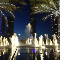 Photo taken at Dubai Marina Walk by SingleMan P. on 3/22/2013