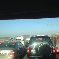 Photo taken at Autoroute A1 Sousse-Tunis by Ahmad K. on 1/27/2016