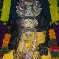 Photo taken at Clairwood Shree Siva Soobramonior Temple by Sudarshan V. on 8/10/2014