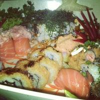 Photo taken at Hachi Japonese Food by Eduardo P. on 3/19/2013