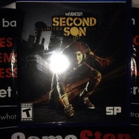 Photo taken at Gamestop by Mark S. on 3/21/2014
