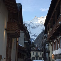Photo taken at Courmayeur by Ender on 3/11/2016