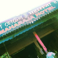 Photo taken at Hotel Maharaja by Tea. on 11/26/2014