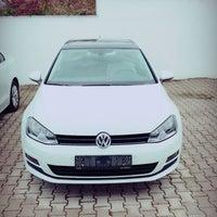 Photo taken at Volkswagen Fatih Otomotiv Ünye by ⭐️F A T İ H Ö. on 12/11/2016