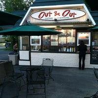 Photo taken at Out & Out Custard & Sandwiches by Duane D. on 6/19/2013