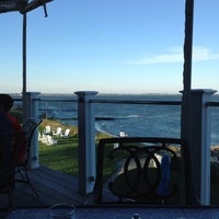 Photo taken at Wianno Sea view room by Timothy S. on 7/6/2014
