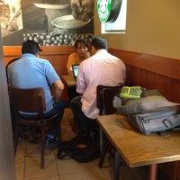Photo taken at Starbucks by Salonga B. on 4/17/2014