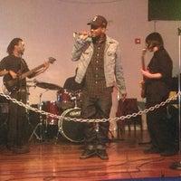 Photo taken at Voltage Lounge by John P. on 12/28/2012
