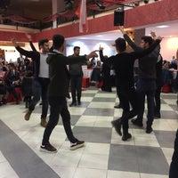 Photo taken at Katipoğlu Düğün Salonu by Bekir Y. on 1/21/2018
