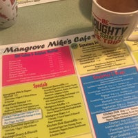 Photo taken at Mangrove Mike's Cafe by Jessica R. on 11/2/2016