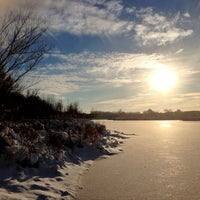 Photo taken at Wood Lake Nature Center by Lindsey W. on 12/12/2012