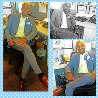 Photo taken at The Emory  Clinic by Cedric S. on 4/17/2014