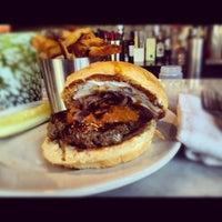 Photo taken at Burger Up by Ryan C. on 11/8/2012