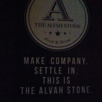 Photo taken at The Alvah Stone by Carl K. on 4/14/2014