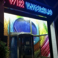 Photo taken at VR World NYC by Mike W. on 7/18/2017