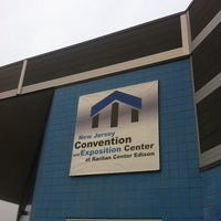 Photo taken at New Jersey Convention & Exposition Center by Brian C. on 1/31/2013