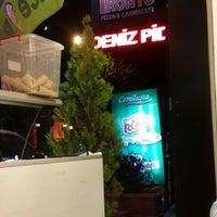 8/31/2014 tarihinde Tolga kaan Ç.ziyaretçi tarafından Pronto Pizza'de çekilen fotoğraf