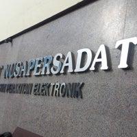 Foto tomada en PT Sat Nusapersada Tbk por Miftahul R. el 6/3/2016