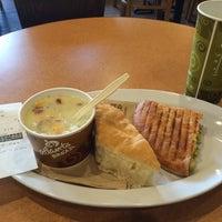 Photo taken at Atlanta Bread Company by ⚔️D-Anthony ⚔️ on 11/7/2014