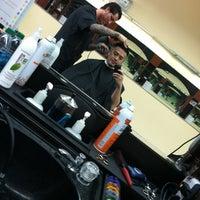 Photo taken at Pro haircutters by ⚔️Dustin Guzman⚔️ on 4/17/2013