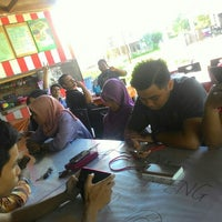 Photo taken at Warung Lempeng Nyior by 4Syques °. on 12/10/2015