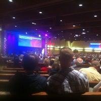 Photo taken at Beaverton Foursquare Church by Mark J. on 5/18/2014