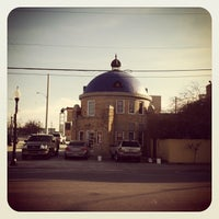 Photo taken at The Blue Dome District by Colin R. on 1/25/2013