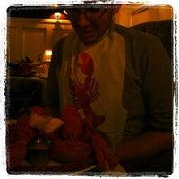 Photo taken at Old Village Inn by Benjamin H. on 10/16/2012