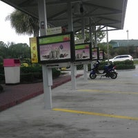 Photo taken at SONIC Drive In by Amy C. on 10/6/2012