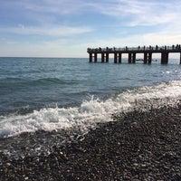 Снимок сделан в Набережная Олимпийского парка пользователем Nikolaev N. 4/30/2014