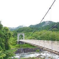 Photo taken at 大日橋 by junymok on 7/5/2014