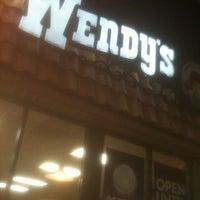 Photo taken at Wendy's by Karen P. on 3/20/2013