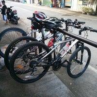 Photo taken at Poblacion, Balete, Batangas by Orlando R. on 9/13/2013
