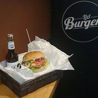 Photo taken at Burger Ltd by Burger Ltd on 3/24/2014