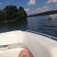 Photo taken at Claytor Lake by Laurien A. on 8/16/2015