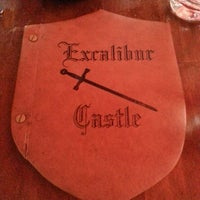 Photo taken at Excalibur Castle by Κώστας Ζ. on 8/6/2014
