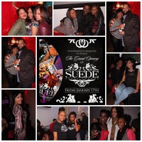 Photo taken at Suede Tapas Lounge by Quinn on 1/22/2014