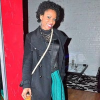 Photo taken at Suede Tapas Lounge by Quinn on 1/30/2014