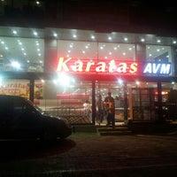 Photo taken at Karataş AVM by Melek K. on 8/3/2014