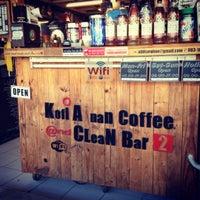 Photo taken at Kofi Anan Coffee by Ome J. on 12/10/2012